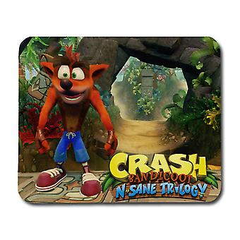 Crash Bandicoot MousePad