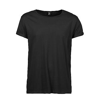 T-Shirt en coton manches tee Jays Mens Roll