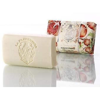 La Florentina Pomegranate Bar soap 200g