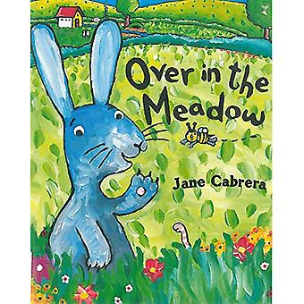Over in the Meadow by Jane Cabrera - 9780823444755 Book