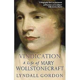 Reivindicación: Una vida de Mary Wollstonecraft