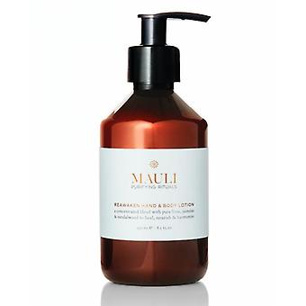 Reawaken hand and body lotion 250ml