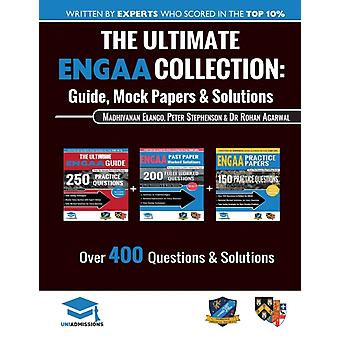The Ultimate ENGAA Collection  3 Books In One Over 500 Practice Questions amp Solutions Includes 2 Mock Papers 2019 Edition Engineering Admissions Assessment UniAdmissions by Peter Stephenson & Rohan Agarwal & Madhivanan Elango