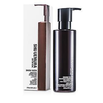 Shusu sleek smoothing conditioner (for unruly hair) 250ml/8oz