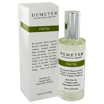 Demeter té Chai Colonia Spray por Demeter 4 oz Colonia Spray
