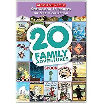 20 familie eventyr: Classic Collection [DVD] USA importen