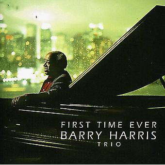 Barry Harris Trio - First Time Ever [CD] USA import