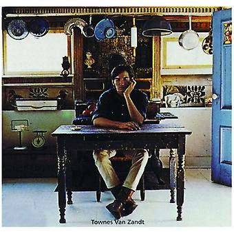Townes Van Zandt - Townes Van Zandt [Vinyl] USA import