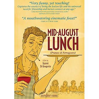 Mid-August Lunch [DVD] USA import