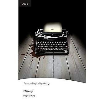 Misery: Level 6 (Penguin Longman Penguin Readers)