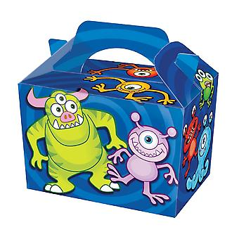 Single Monster Card Party Food or Treat Box