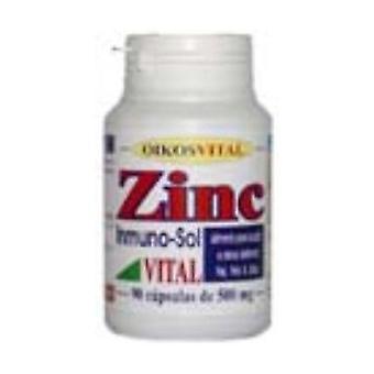Zink Vital Plus 90 capsules