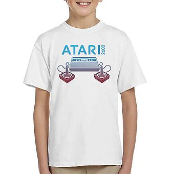 Atari 2600 Game Console Classic Kid's T-Shirt