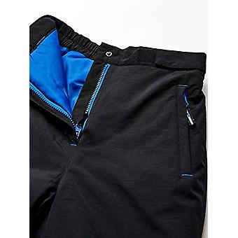 Essentials Boys' Grande pantalone da neve resistente all'acqua, nero, XX-Large