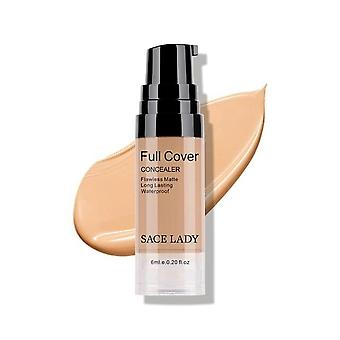 Professional Eye Concealer Makeup Base Full Cover For Eye Dark Circle, Face