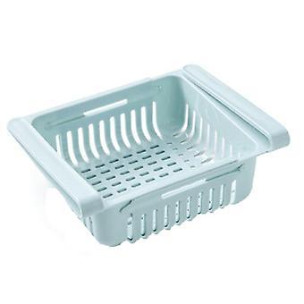 Keittiön säilytysteline - Sienikakkulaatikko/hyllysäiliöhylly, Sisäänvedettävä
