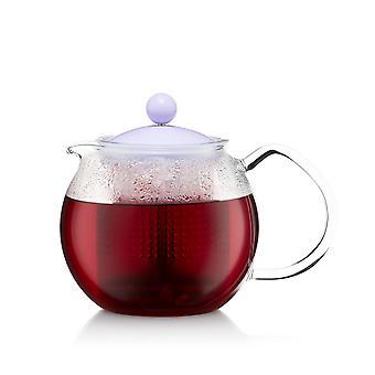 Bodum Tea Press 0.5L Pastelli Purple