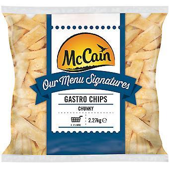 McCain Menu Signatures Gastro Chunky Chips