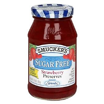 Smucker's Strawberry Sugar Free Preserves