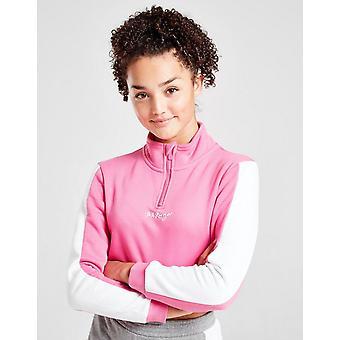 New McKenzie Girls-apos; Tampa 1/4 Zip Top Pink