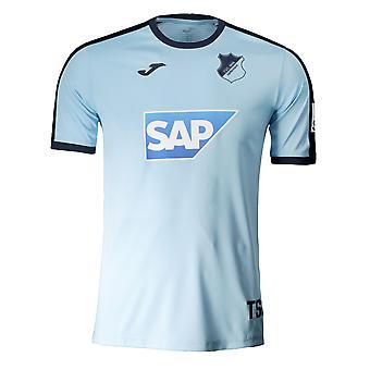 2020-2021 Hoffenheim Trainingsshirt (Celeste)