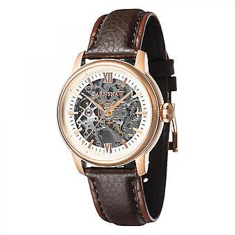 Earnshow CORNWALL Horloge ES-8110-04 - Herenhorloge