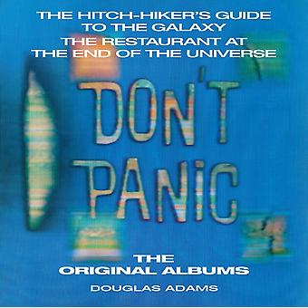 The Hitchhikers Guide to the Galaxy Th by Adams & Douglas