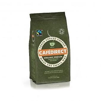 مقهى المباشرة متوسطة-مشوي & البن المطحون-العضوية