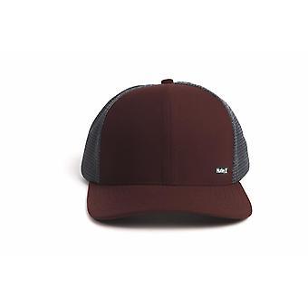 Hurley Men's Trucker Cap ~ League burgundy