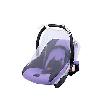 Baby Stroller Pushchair Mosquito Insect Net- Buggy Infant Carrier Car Seat,