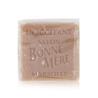L'Occitane Bonne Mere Soap - Rose (Packaging Slightly Damaged) 100g/3.5g
