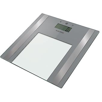 Salter Ultra Slim Glass Analyser Scales 9158SV3R
