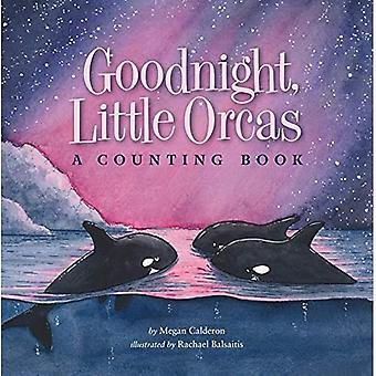 Goodnight Little Orcas: A Counting Book