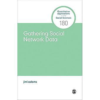 Sosiaalisen verkoston tietojen kerääminen (määrälliset sovellukset yhteiskuntatieteissä)