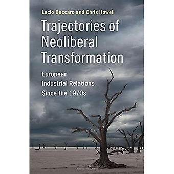 Uusliberalistisen muutoksen kehityspolut: Euroopan työmarkkinasuhteet 1970-luvulta lähtien