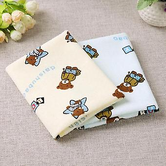 Diaper Pads For Baby Infant, Bedding Mats Reusable, Mattress Waterproof, Urine