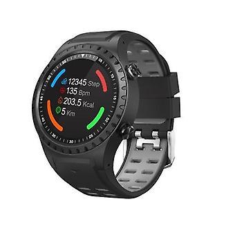 SMA-M1 Akıllı Saat 1.3'&ıs; IPS Tam Yuvarlak Ekran Akıllı Bilezik