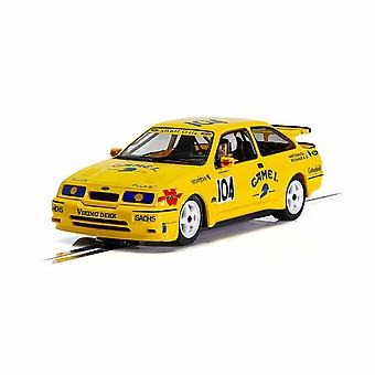 Scalextric Ford Sierra RS500 - 'Came 1st'