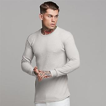 Fashion Winter Sweater, Men Warm Turtleneck Sweaters, Slim Fit, Pullover,