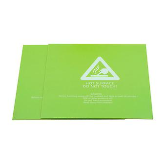 220*220mm 3D-printer Build Surface Hot Bed Sticker Accessoires