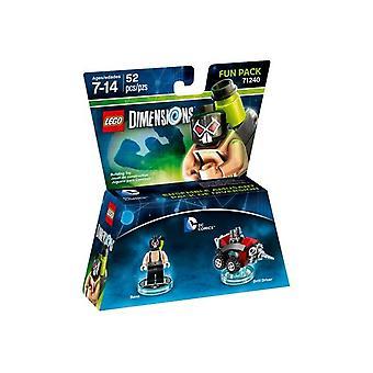 71240 Bane LEGO Fun Package