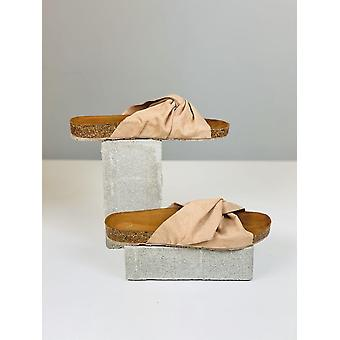 Flat Sandals Silvia Cobos Home Nude