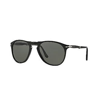 Persol PO9714S 95/31 Black/Green Sunglasses