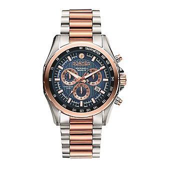 Roamer Rockshell Mark III 220837494520 Men's Watch Chronograph