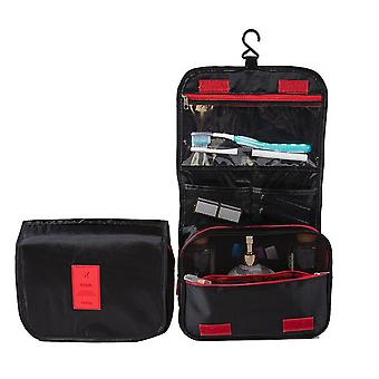 Travel Organizer Hanging Foldable Cosmetic Bag