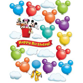 Mickey Mouse Clubhouse Birthday Bulletin Board Set