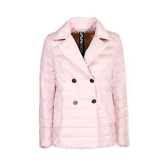 Violanti Via1025000504 Women's Pink Nylon Down Jacket