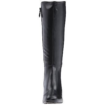 Naturalizer Naiset'Napolin leveä vasikka ratsastus boot