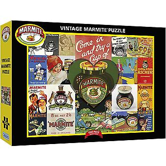 Gibsons 1000 Piece Vintage Marmite Jigsaw Puzzle