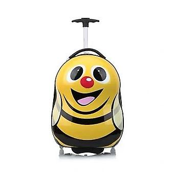 Cartoon Wheeled Luggage & Backpack 3d-animals Suitcase Travel, Trolley Luggage